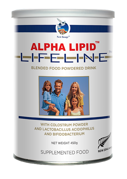 Alpha Lipid Colostrum from New Zealand