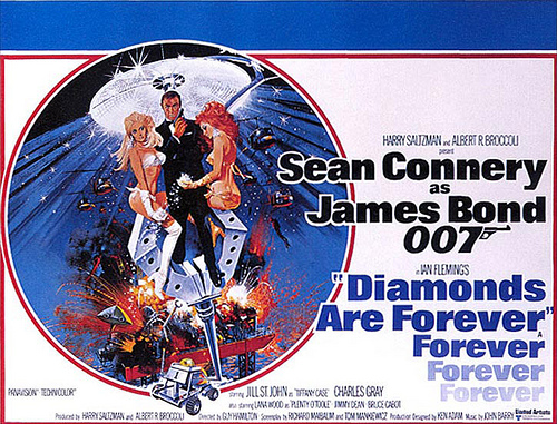 Diamonds Are Forever.