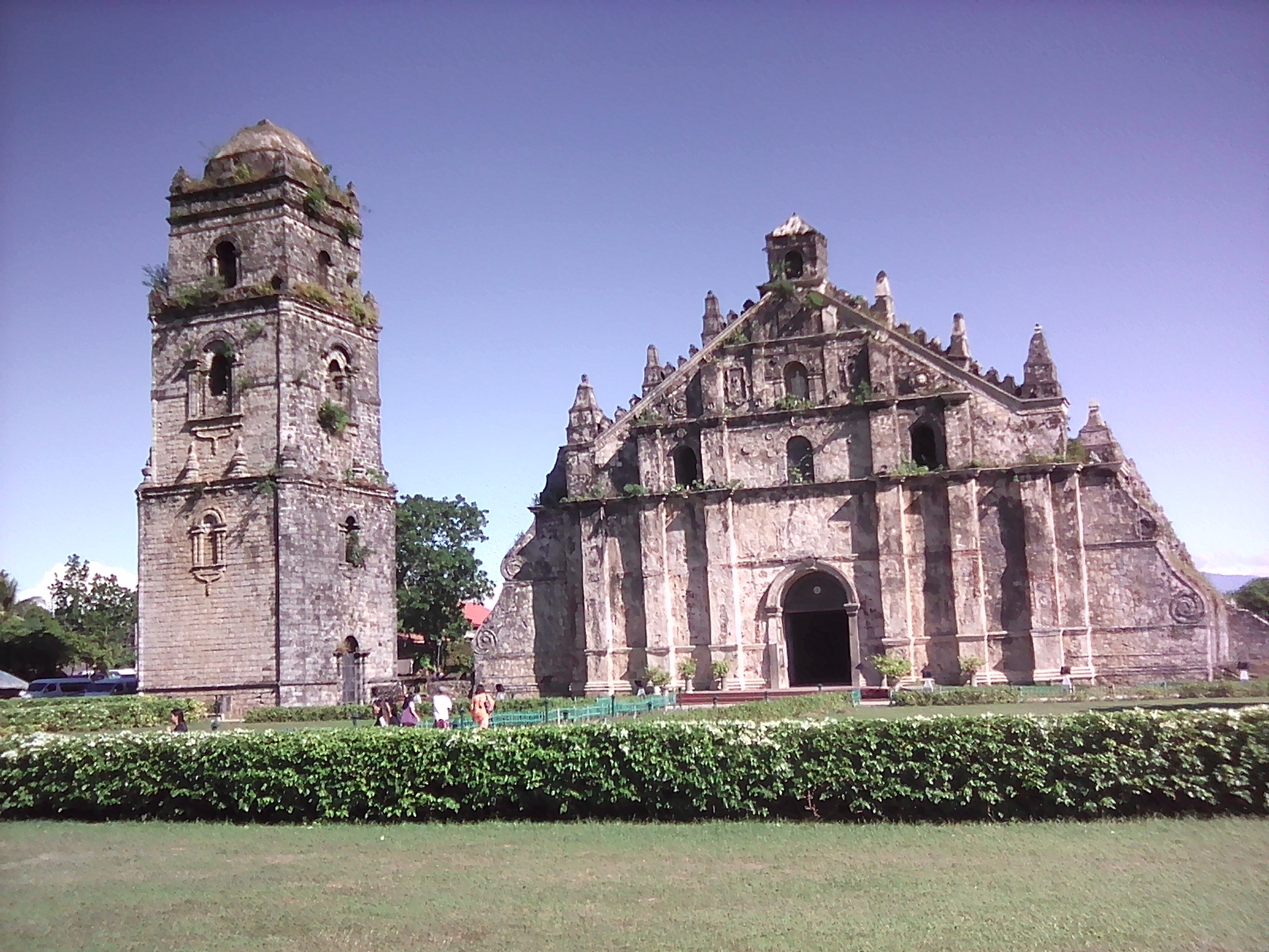Saint William Cathedral Laoag.