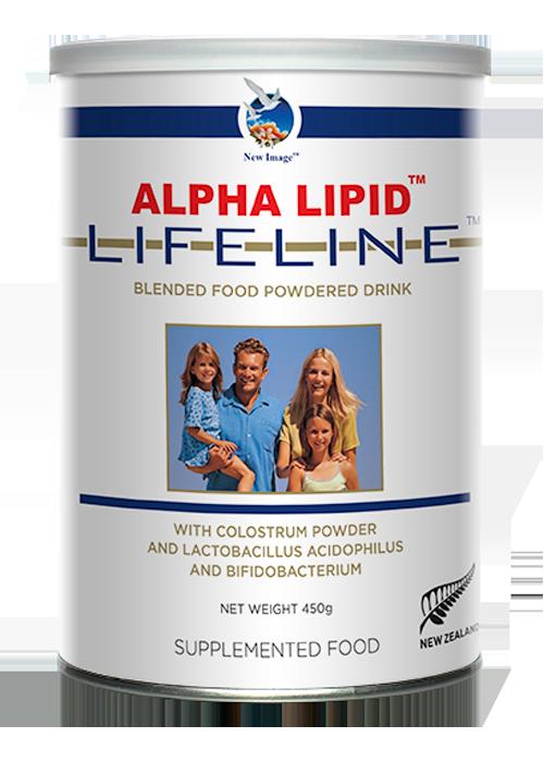 Alpha Lipid Colostrum from New Zealand