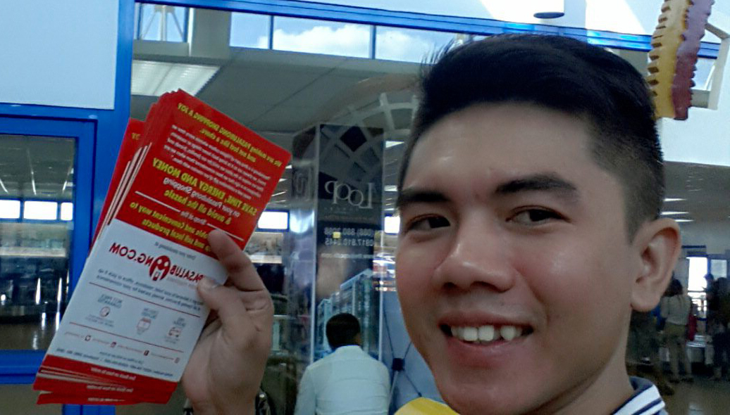 Promotion of MyPasalubong