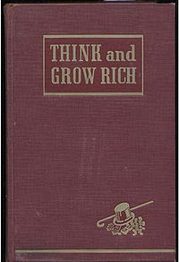 Cover Think and Grow Rich original hard cover