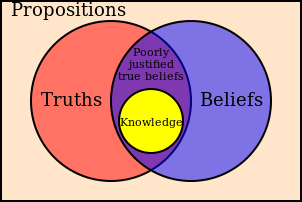 Truth, knowledge and belief