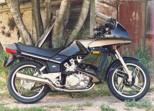Yamaha XZ550S
